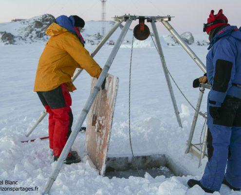 Année polaire internationale en Antarctique