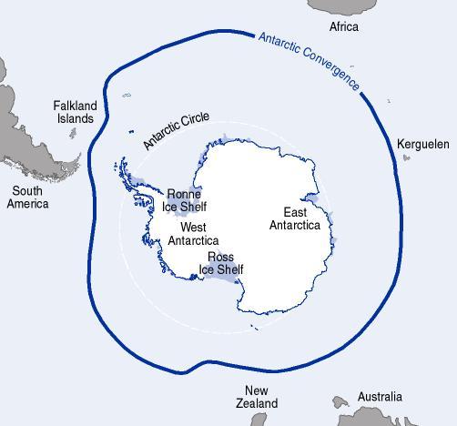 Localisation du front polaire
