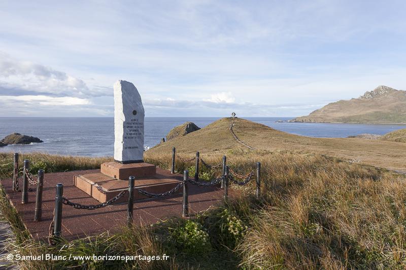 Monuments au cap Horn