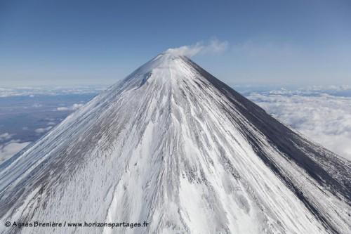 Volcan Klyuchevskoy au Kamtchatka