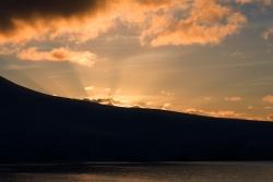 Coucher de soleil / Sunrise