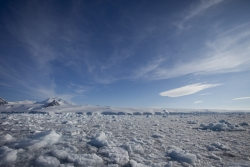 Dans les glaces / In the ice