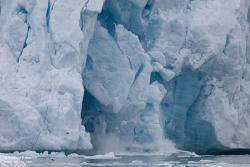 Glacier de Smeerenburg / Smeerenburg Glacier