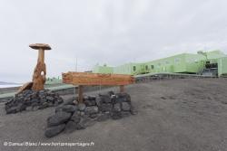 Base néo-zélandaise Scott / Scott Base
