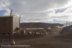 Base américaine de McMurdo / American station McMurdo