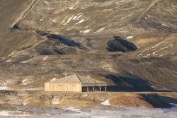 Cabane de l'expédition Discovery à Hut Point