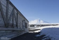 Cabane de l'expédition Terra Nova au cap Evans