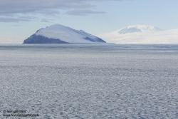 Ile Beaufort et mont Erebus