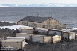 Cabane de l'expédition Terra Nova (1910-1913) / Terra Nova expedition hut (1910-1913)