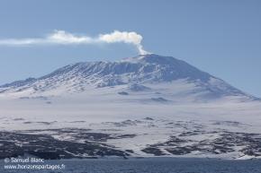 Mont Erebus / Mount Erebus