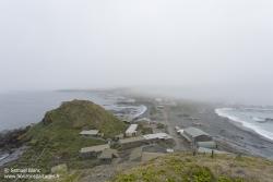 Base scientifique à Macquarie Island