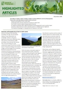2008_JournalOfBiogeography