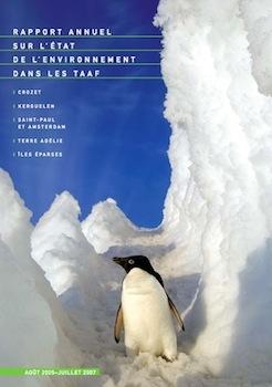 Rapport sur l'environnement dans les TAAF, 2008