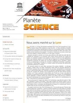 Planète Science, 2009