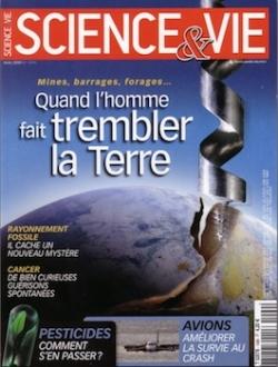 Sciences et vie, 2009