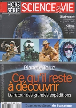 Sciences & vie, 2010