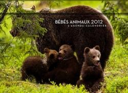 Calendrier bébés animaux, 2012