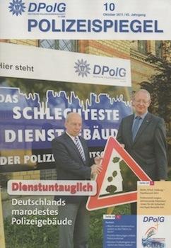 Polizeispiegel, 2011