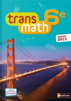 Trans math - Nathan, 2013