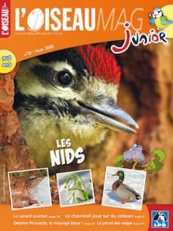 L'oiseau magazine Junior, 2014
