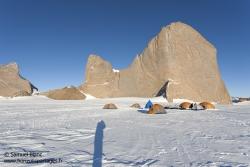 Le mont Holtanna (2 650 m) / Holtanna Mount