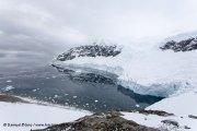 Neko Harbour en péninsule Antarctique