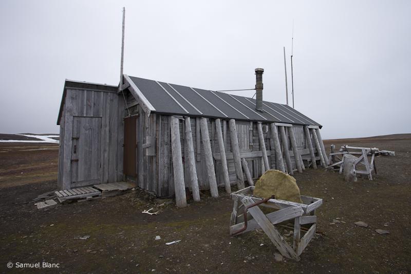 Ahlstrandodden, Svalbard