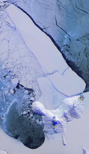 Iceberg B15