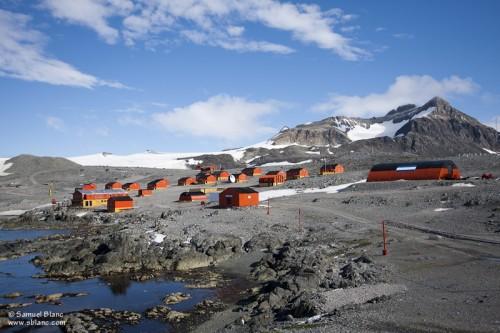Base argentine Esperanza