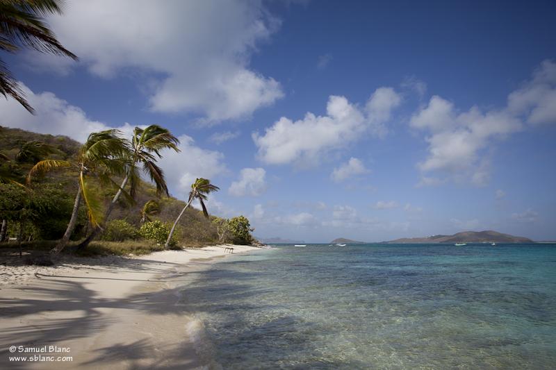 Plage des Tobago Cays