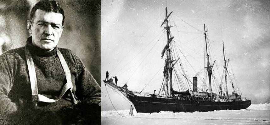 Ernest Shackleton et le Nimrod