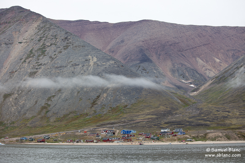 Siorapaluk, Groenland