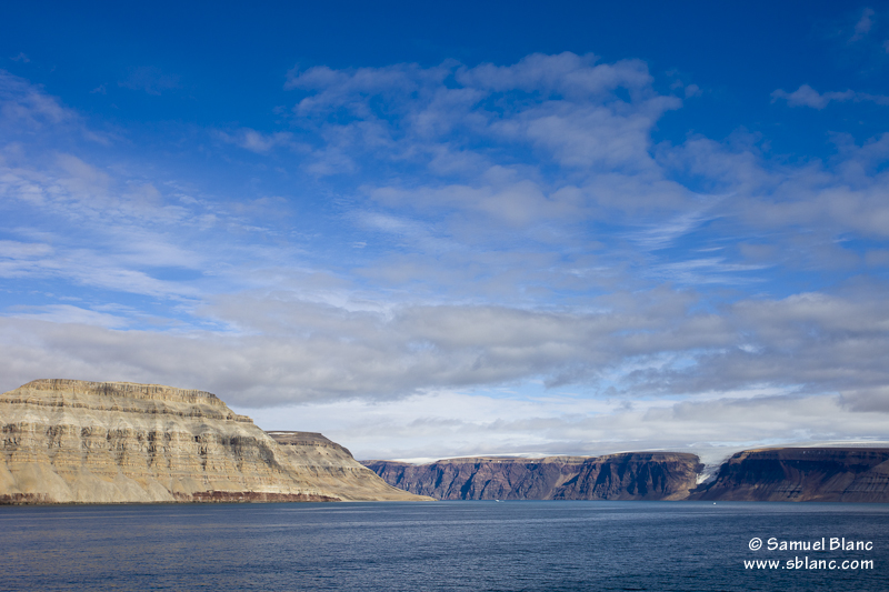 Ile Devon, Nunavut, Canada