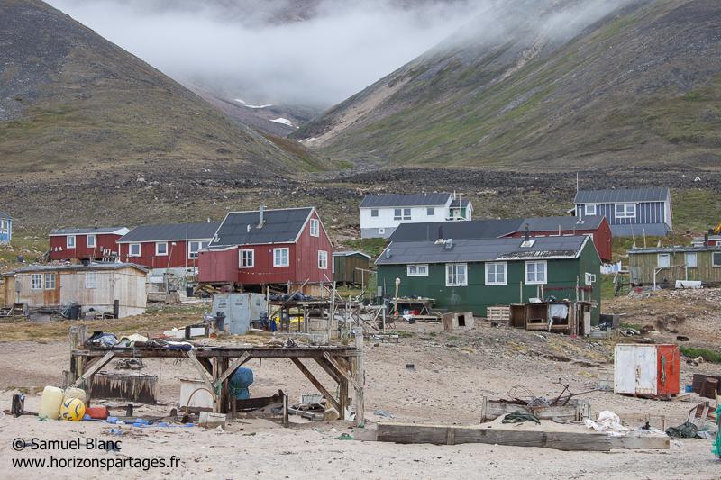 Siorapaluk, village au Groenland