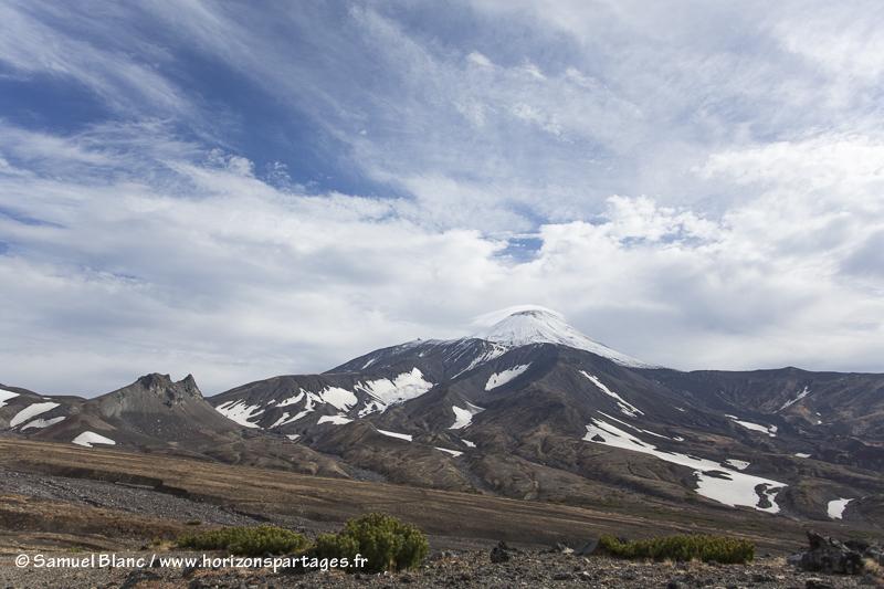 Le volcan Avachinsky