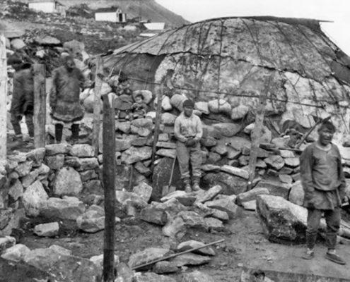Naukan dans les années 1930