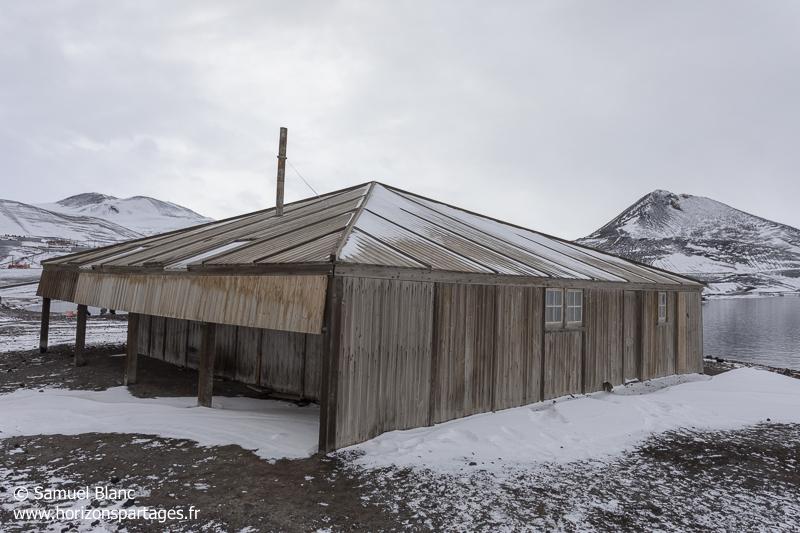 Cabane de l'expédition Discovery (1901-1904)