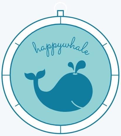 Logo d'Happywhale